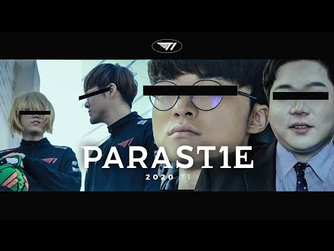 """Behind the scenes of """"PARASIT1E"""" 