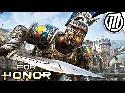 For Honor: Centurion & Ninja Gameplay | NEW Characters DLC