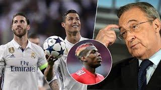 Tin chuyển nhượng 13.3 | Ronaldo, Ramos lên tiếng, sao MU khó lòng qua Real