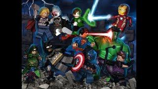 Video LEGO Avengers vs. Justice League download MP3, 3GP, MP4, WEBM, AVI, FLV Maret 2017