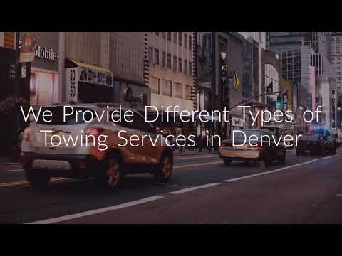Tow Truck - Towing Service in Denver CO