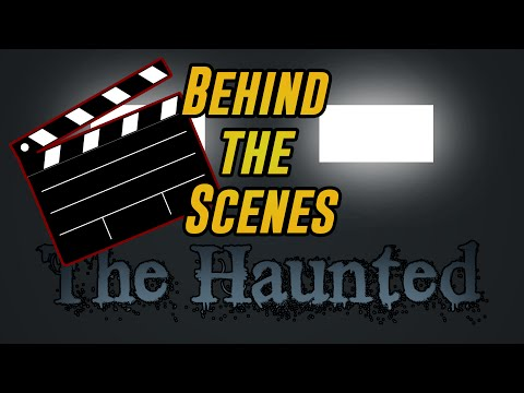 "THE HAUNTED: Episode 8 - ""Catacombs Part 2"" BEHIND THE SCENES!"