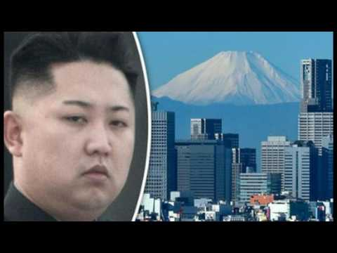 Japan Tells Citizens to Prepare for Attack from North Korea