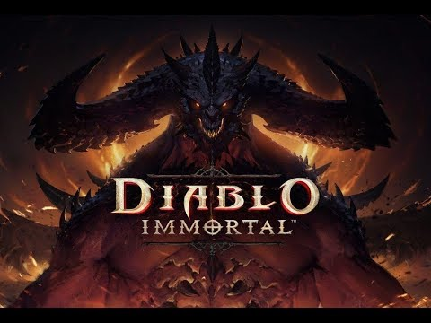 Leaked Footage of Diablo Immortal - with All Haste