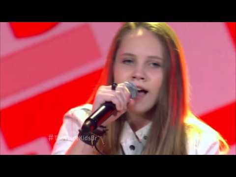 "Carol Passos canta ""Pride and Joy"" no The Voice Kids - Audições