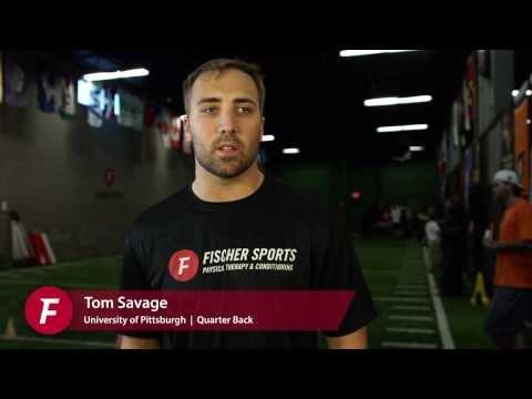 Fischer Combine Series - Tom Savage