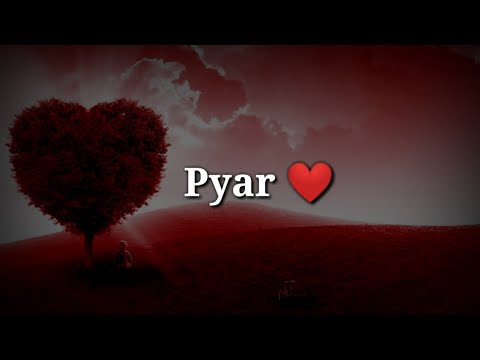 Pyar ❤ Very Sad Heart Touching Shayari ❤ Sad Shayari