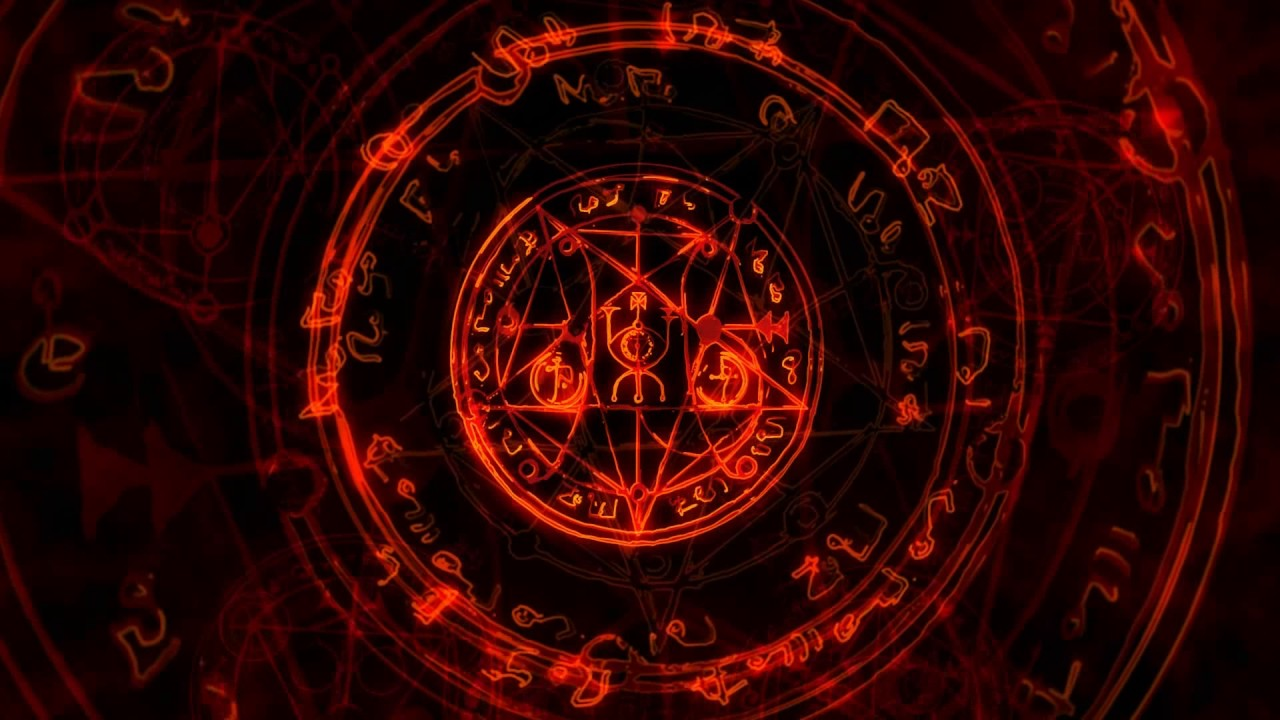 Dreamscene - Doom Satanic 666 (Animated Wallpaper) - YouTube