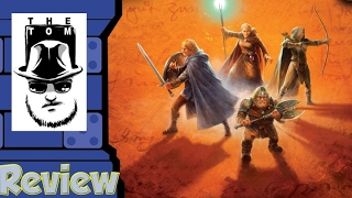 Legends Of Andor Review   With Tom Vasel