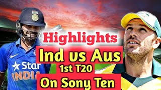 🔴Live:- India vs Australia 1st T20 Live On Star Sports Network Exclusive watch now