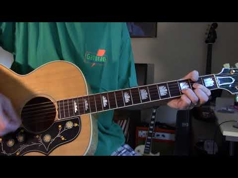Walk a Mile in My Shoes (Lesson) - Joe South