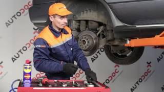 Kako zamenjati zadnjo prečno roko na BMW X5 E53 [Vodič]