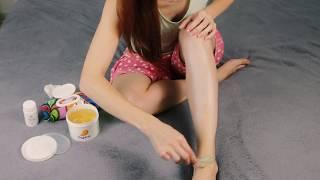 Как делать шугаринг ног в домашних условиях — Sugaris