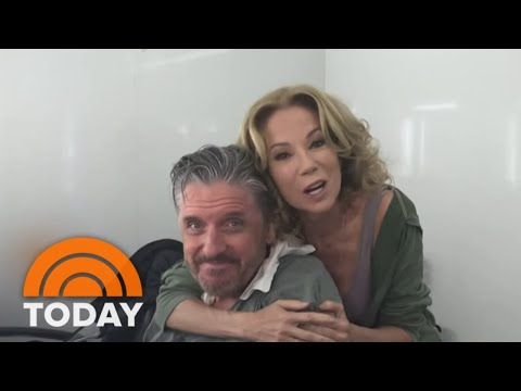Kathie Lee And Craig Ferguson Report On The Movie They're Filming | TODAY