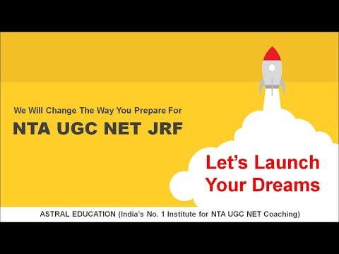 Changing the way you prepare for NTA UGC NET JRF