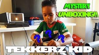 Tekkerz Kid | Nike and Adidas Mystery Unboxing!!