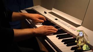 The Whispered World - Main Theme (Piano) [Sheet Music]