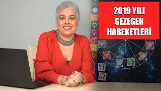 2019 Gezegen Hareketleri - Astroloji