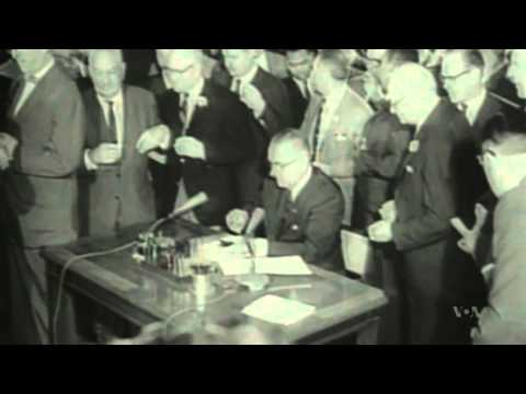50th Anniversary of Civil Rights Act Remembered