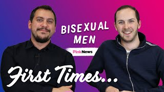 Bi men share their first experiences of biphobia | First Times