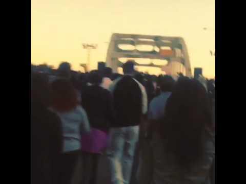 Edmund Pettus Bridge Walk