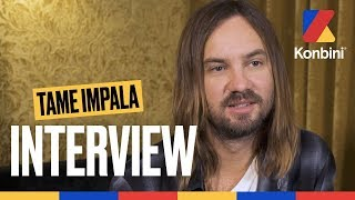 "Tame Impala - J'ai écrit ""Let it happen"" dans le RER 