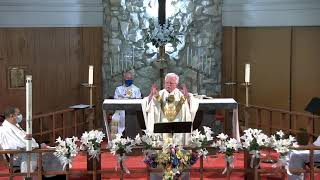Sermon 6th Sunday of Easter: 5-9-21
