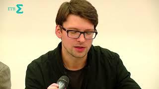 Даниил Страхов: фрагмент пресс-конференции в г. Екатеринбург 12.09.2017