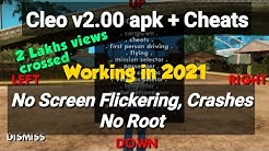 How to Install GTA San Andreas Cleo v2.00 apk Without Root for Android | No Crashes, Cleo scripts |