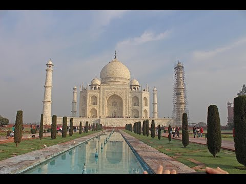 A Trip To India - Part 19 (Taj Mahal & Agra Fort)