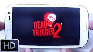 Dead Trigger 2 Gameplay Android & IOS Unlimited Everything HD