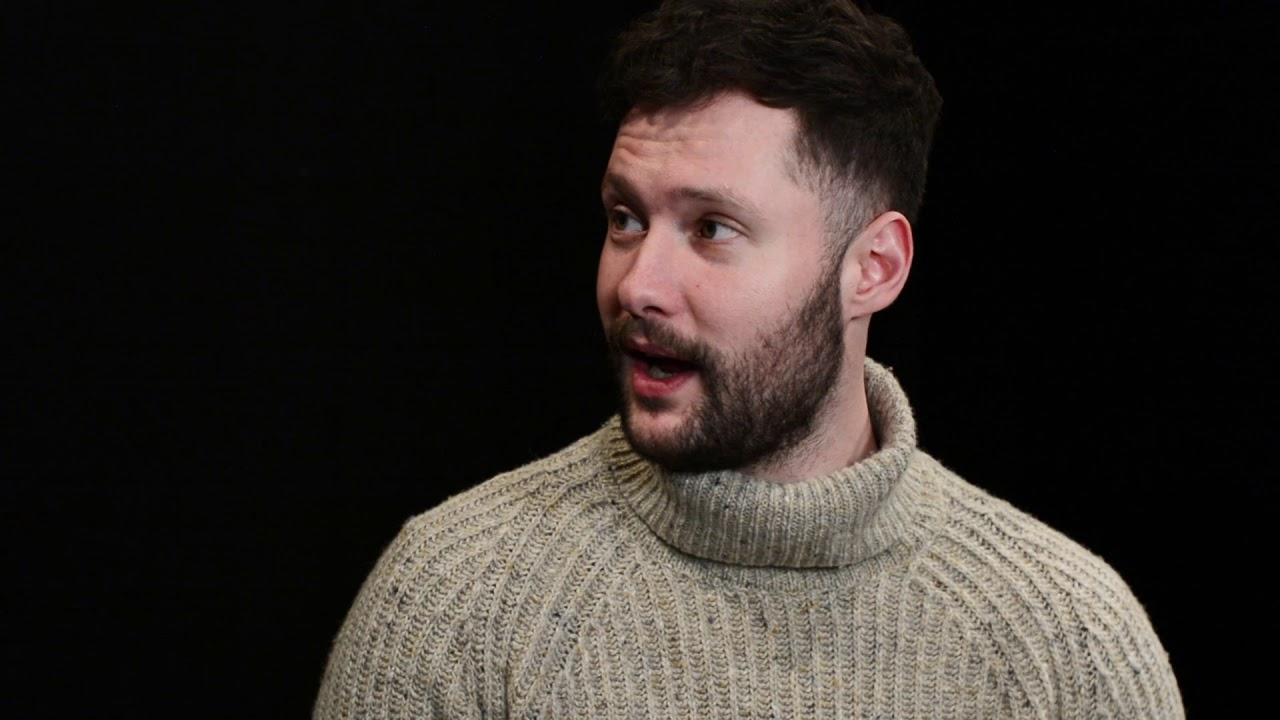 Interview Calum Scott Gay