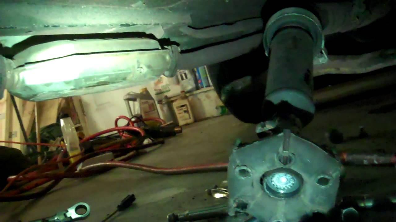 Fiat 124 Spider Clutch Change Youtube 79 Schematic