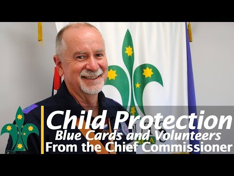 Blue Cards and Volunteers - From the Chief Commissioner | Scout's Life - Issue 7