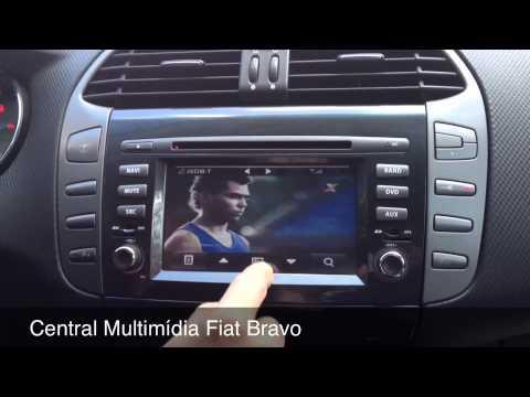 Central Multim 237 Dia Fiat Bravo Exclusive Acess 243 Rios Bh