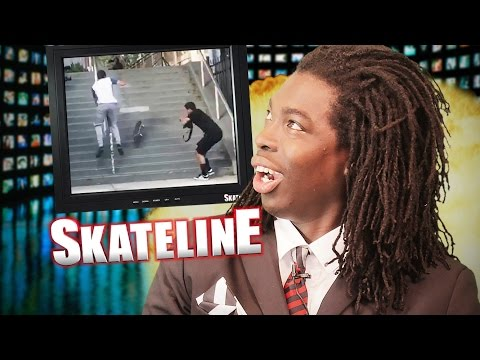 SKATELINE - Evan Smith, Leticia Bufoni, Boo Johnson, Richie Jackson & More