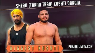 JASSA PATTI VS BAAZ ROUNI (SHERON KUSHTI DANGAL 16 JULY 2019)