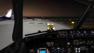 [Prepar3D v2.5] i7-4790K @4.5 Ghz - Landing in Bologna with 737 NG