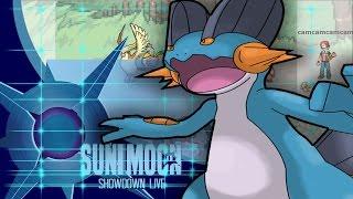 Pokemon Showdown Live Sun and Moon #21 [Ou] - There