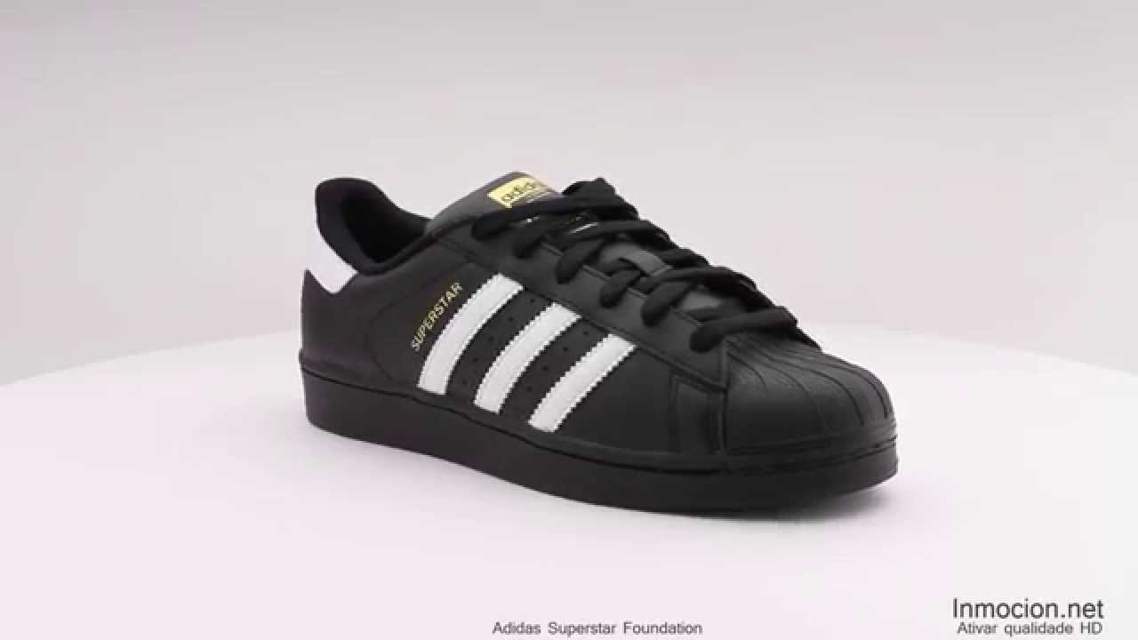 Köp adidas Originals Superstar Foundation Core Black/Core Black