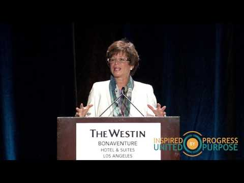 Valerie Jarrett at the 2015 National Sexual Assault Conference ...