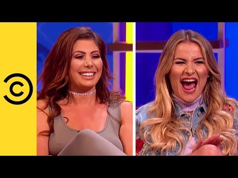 TOWIE's Georgia V Geordie Shore's Chloe | Your Face Or Mine