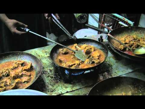 Karahi Gosht Food Street (Lahore Food, Pakistani Food, Desi Khana) Travel Video