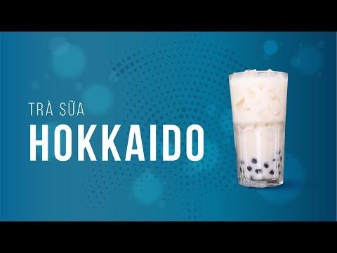 Cách làm trà sữa Trân Châu Đen Hokkaido thơm ngon với công thức ĐẶC BIỆT này | Hướng Nghiệp Á Âu