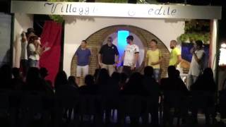 Villaggio Smedile - Show Ospiti - Il Bello, il Brutto e il cattivo