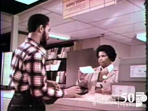1976 Community College of Philadelphia Film