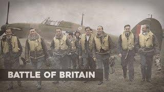The Battle of Britain | RAF vs the Luftwaffe (WW2 Series #5)