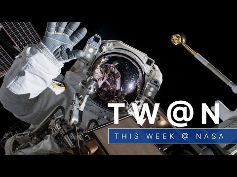 Preparing the Space Station for a Future Power Boost on This Week @NASA  September 17, 2021