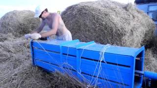 Пресс для изготовления соломенных блоков(, 2012-08-13T04:40:46.000Z)