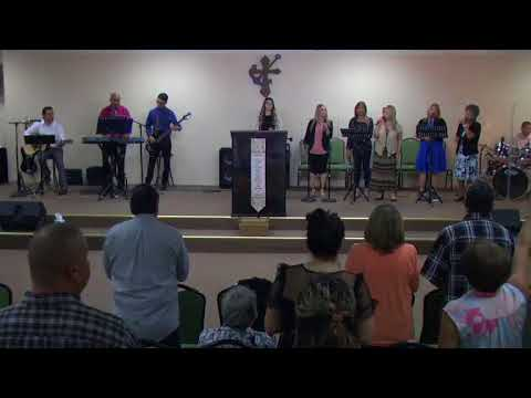 10.22.17 Asher Webber Sunday Morning Service Anchored to the Cross